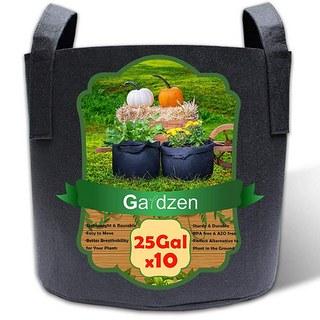 Gardzen 25 Gallon Grow Bags