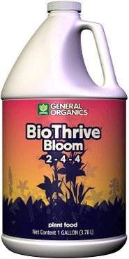 General Hydroponics BioThrive Bloom