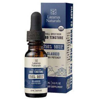lazarus naturals CBD Oil Tincture