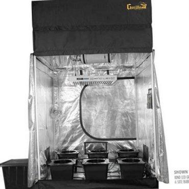 SuperRoom Smart 5′ x 5′ Grow Tent Kit